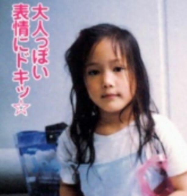 本田翼幼少期学生時代画像