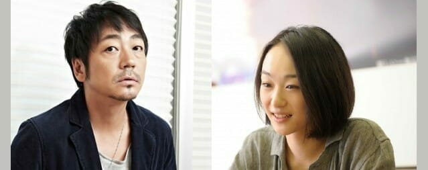 大森南朋と嫁の小野ゆり子