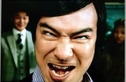 堺雅人の笑顔怖い顔芸