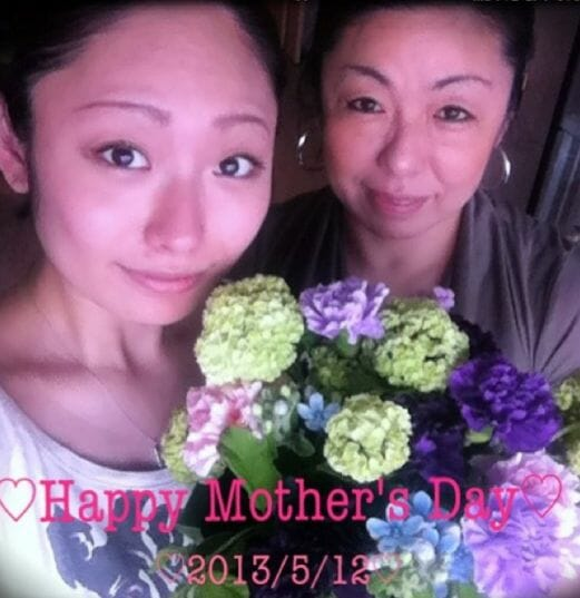 安藤美姫の母親