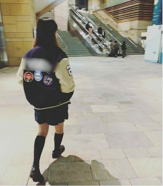 NiziUリマ姉現在高校