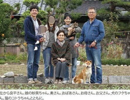 綾瀬はるか兄画像両親父と母