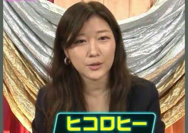 ヒコロヒーの韓国語と目整形