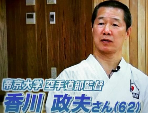 香川政夫と韓国と嫁妻兄息子