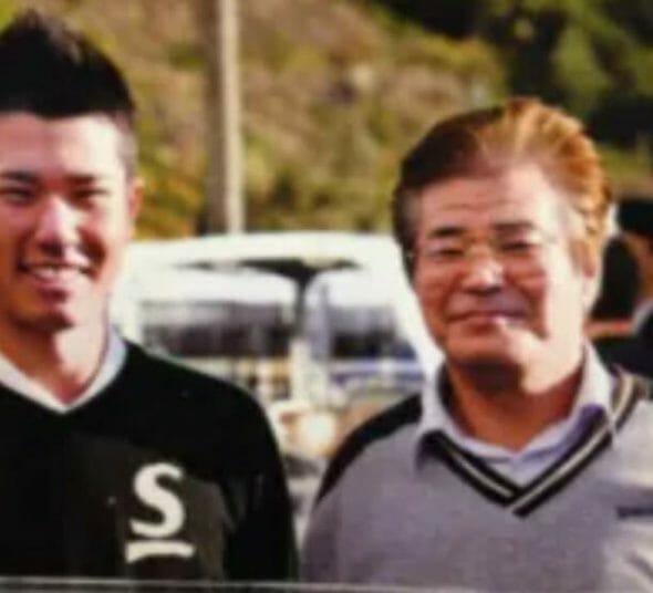 松山英樹の家族構成と父の職業