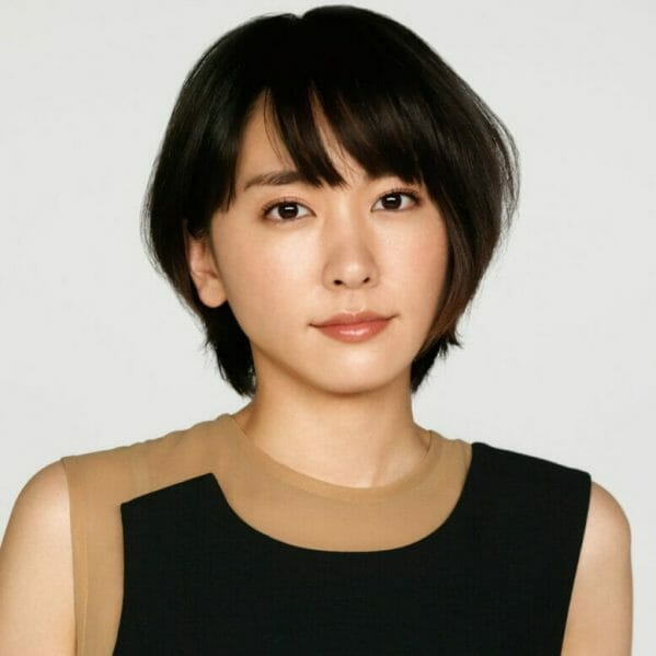新垣結衣ドラゴン桜画像の肌顔