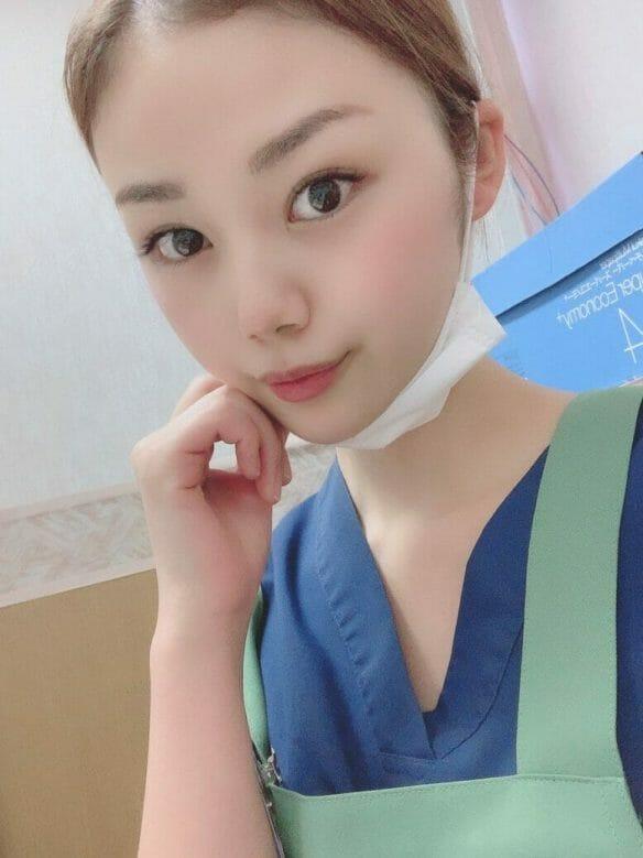長野じゅりあ看護師と病院