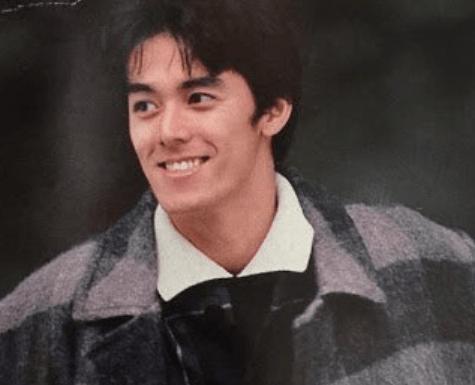 阿部寛の若い頃の元ヤン画像
