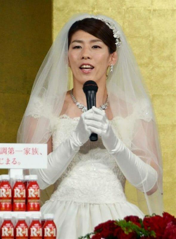 吉田沙保里は結婚無理と伝説