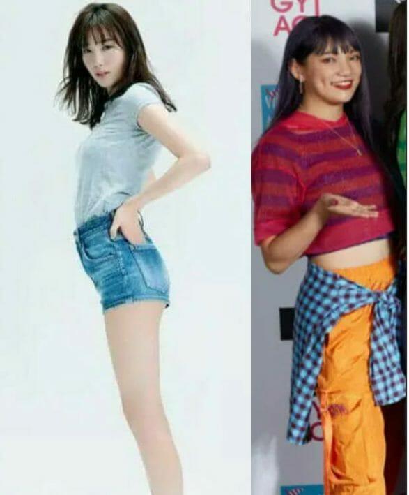 須田アンナ太った体重肩幅