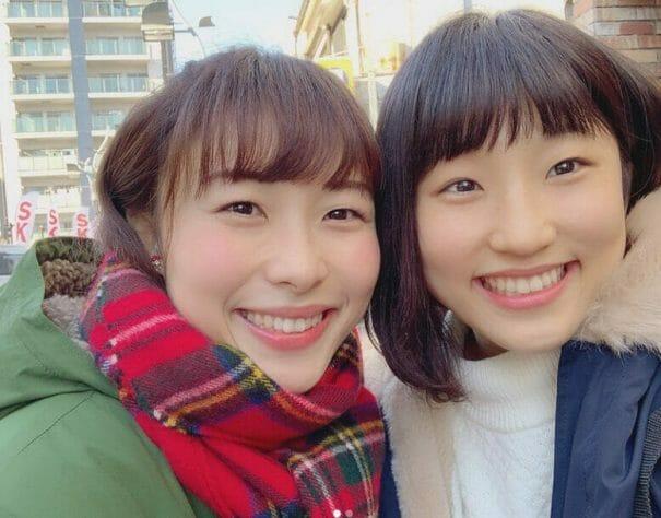須崎優衣の父親と姉