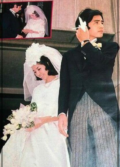 田村正和の妻嫁の画像と娘