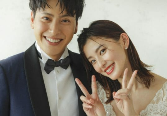 山下健二郎と嫁の朝比奈彩
