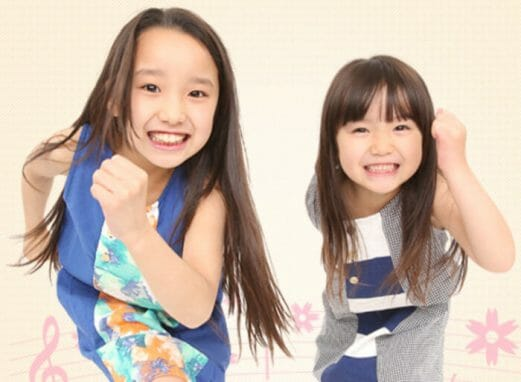 稲垣来泉と姉芽生と母