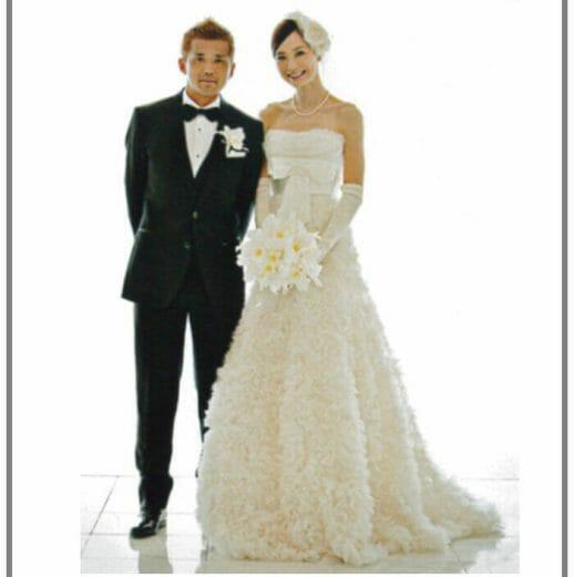 永井秀樹の妻と若い頃天海祐希
