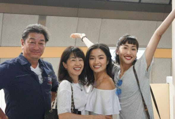 澤井杏奈の両親wiki大学