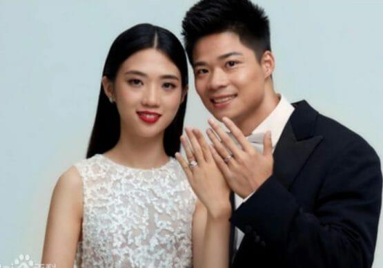 蘇炳添スービンティエン結婚
