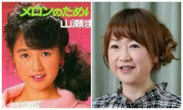 井森美幸老けない若い頃昔