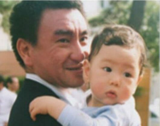 河野太郎の子供と慶應バンド