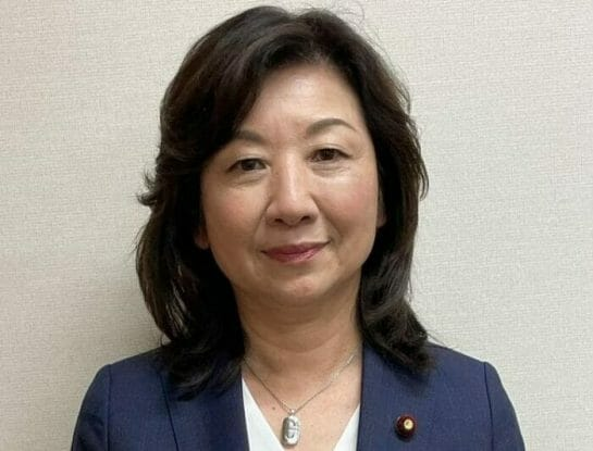 野田聖子夫と反社と韓国
