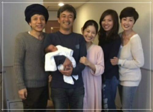 勝村政信の結婚と嫁妻と娘