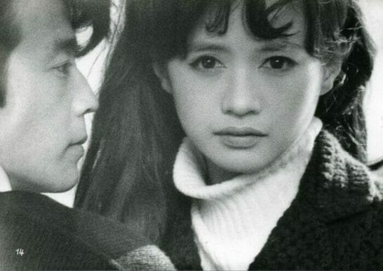 加賀まりこ若い頃カラー画像